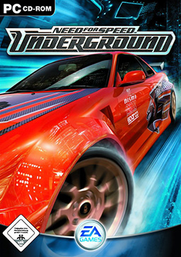 Need for Speed. Underground (RUS)