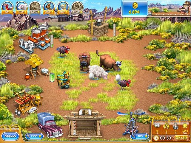 Игра однажды на ферме играть онлайн бесплатно
