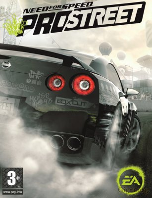 Need for Speed. ProStreet (RUS)