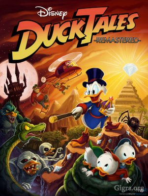 DuckTales. Remastered (RUS)