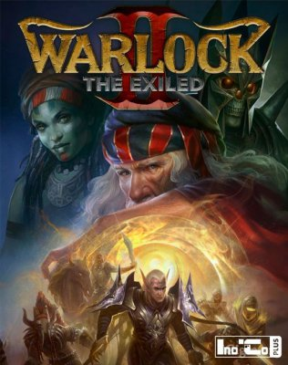 Warlock 2. The Exiled. Great Mage Edition (RUS)