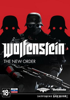 Wolfenstein. The New Order (RUS)