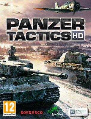 Panzer Tactics HD (RUS)