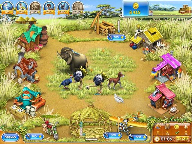 Веселая ферма  12 в 1 » Gigra org | Новые игры | Казуальные