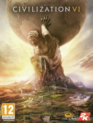 Цивилизация 6 / Sid Meier's Civilization VI. Digital Deluxe
